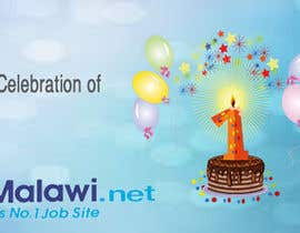 #27 for HAPPY BIRTHDAY JOBSINMALAWI.NET af sumantechnosys