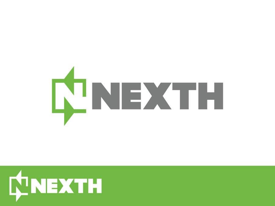 Inscrição nº                                         30                                      do Concurso para                                         Logo Design for nexth