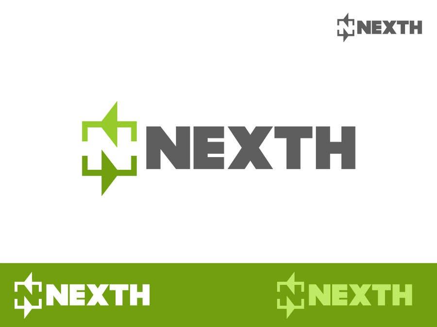 Inscrição nº                                         53                                      do Concurso para                                         Logo Design for nexth