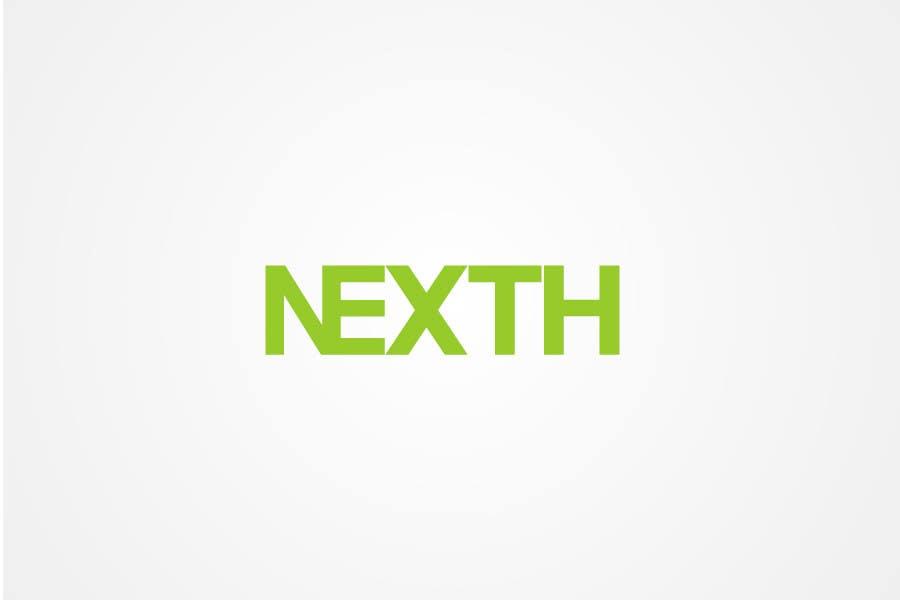 Inscrição nº                                         35                                      do Concurso para                                         Logo Design for nexth