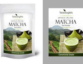 #31 for Create Packaging Design for Matcha Tea Product by Obscurus