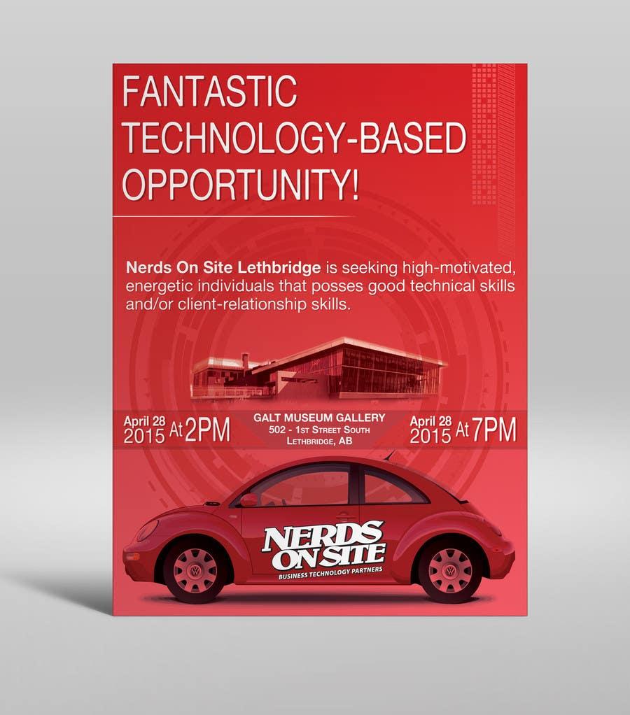 Konkurrenceindlæg #                                        11                                      for                                         Design a Flyer for a Job Fair