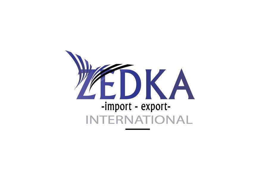 Contest Entry #47 for Design a Simple Logo for 'ZEDKA'