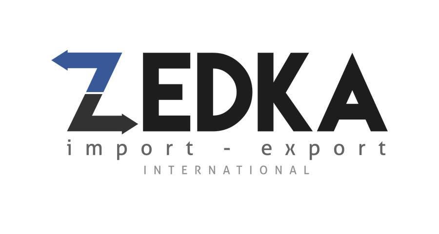 Contest Entry #56 for Design a Simple Logo for 'ZEDKA'