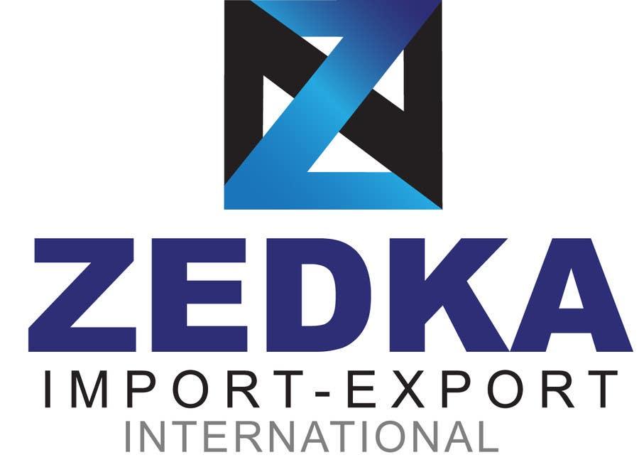 Contest Entry #12 for Design a Simple Logo for 'ZEDKA'