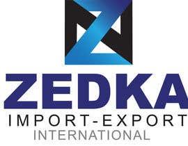 Nro 12 kilpailuun Design a Simple Logo for 'ZEDKA' käyttäjältä gdougniday