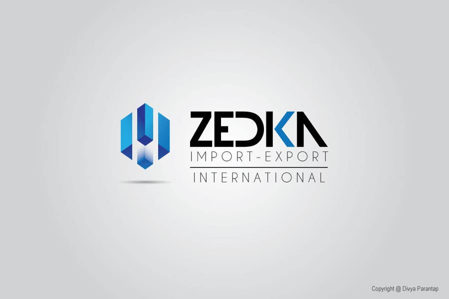 Contest Entry #26 for Design a Simple Logo for 'ZEDKA'