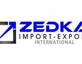 Nro 3 kilpailuun Design a Simple Logo for 'ZEDKA' käyttäjältä CJKhatri