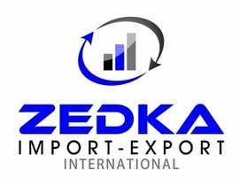 Nro 7 kilpailuun Design a Simple Logo for 'ZEDKA' käyttäjältä CJKhatri