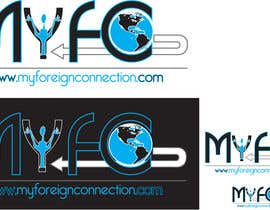 #125 for Logo Design for My Foreign Connection (MyFC) af jascoinc