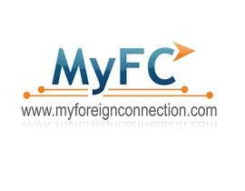 #133 untuk Logo Design for My Foreign Connection (MyFC) oleh sandanimendis
