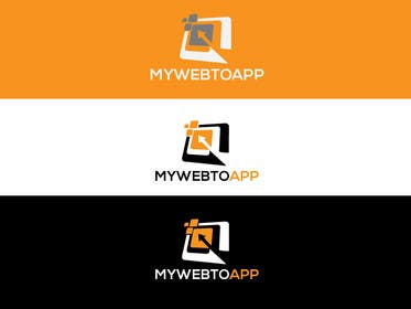 #63 for Design a Logo for a webpage mywebtoapp.com by BeyondDesign1
