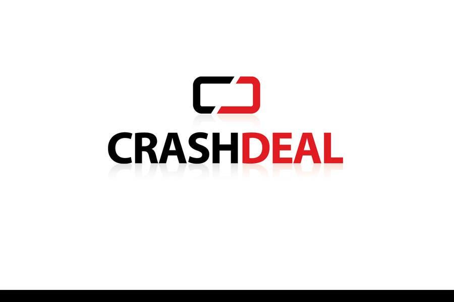 Inscrição nº 94 do Concurso para Logo Design for CRASHDEAL
