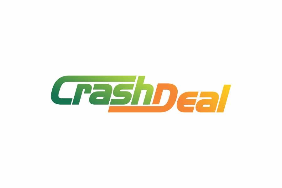 Bài tham dự cuộc thi #119 cho Logo Design for CRASHDEAL
