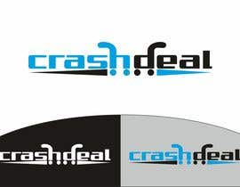 #15 para Logo Design for CRASHDEAL por airbrusheskid