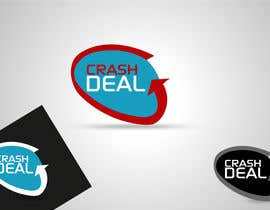 #47 para Logo Design for CRASHDEAL por Don67