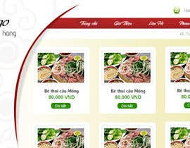 #6 for Build a Website for a restaurants order system af chaulinhtoday