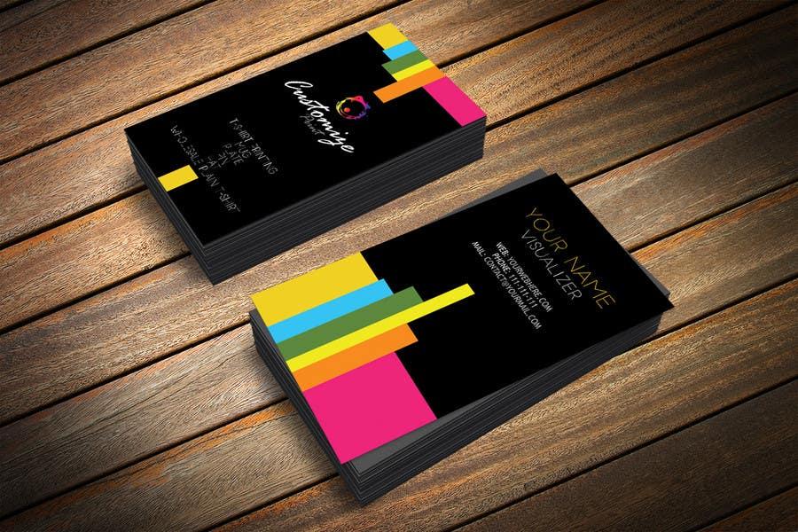 Konkurrenceindlæg #                                        69                                      for                                         Design Business Card With Logo