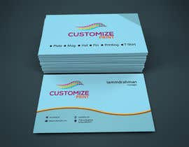 #21 for Design Business Card With Logo af sadaqatgd