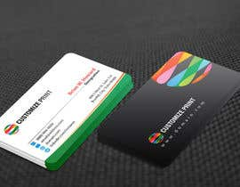 #71 para Design Business Card With Logo por mamun313