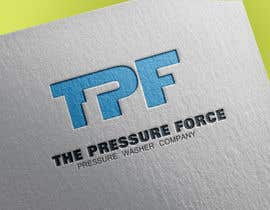 Toy20 tarafından Design a Logo for The Pressure Force - Pressure Washer Company için no 1