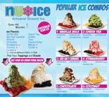 1 Simple Menu Board Design For Ice Cream Shop için Graphic Design46 No.lu Yarışma Girdisi