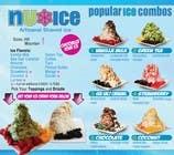 1 Simple Menu Board Design For Ice Cream Shop için Graphic Design49 No.lu Yarışma Girdisi