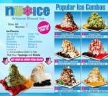 1 Simple Menu Board Design For Ice Cream Shop için Graphic Design62 No.lu Yarışma Girdisi