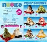 1 Simple Menu Board Design For Ice Cream Shop için Graphic Design63 No.lu Yarışma Girdisi