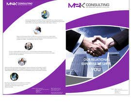 #19 for Design a Single Fold Brochure for M2K Consulting by ciprilisticus