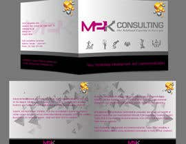 #1 for Design a Single Fold Brochure for M2K Consulting by gihansamudra