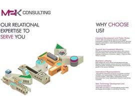 #15 for Design a Single Fold Brochure for M2K Consulting by vincentiusadi28