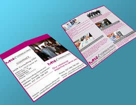 #13 for Design a Single Fold Brochure for M2K Consulting by ghani1