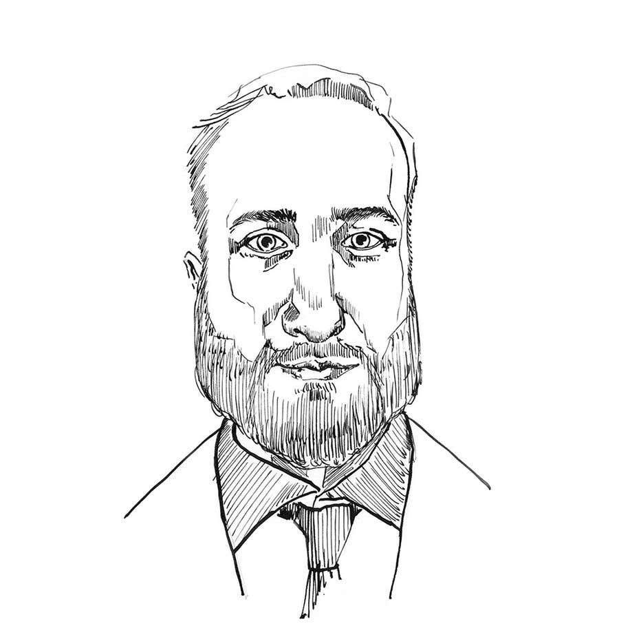 "Intrarea #                                        87                                      pentru concursul ""                                        Ink Portrait Sketch (One Billable Hour @ $30/hour) (Ongoing Opportunity)                                     """