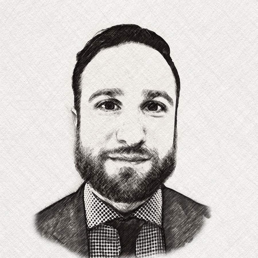 "Intrarea #                                        81                                      pentru concursul ""                                        Ink Portrait Sketch (One Billable Hour @ $30/hour) (Ongoing Opportunity)                                     """