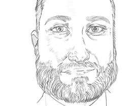 #53 pentru Ink Portrait Sketch (One Billable Hour @ $30/hour) (Ongoing Opportunity) de către ryanmcelvenny