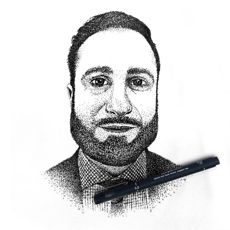 "Intrarea #                                        39                                      pentru concursul ""                                        Ink Portrait Sketch (One Billable Hour @ $30/hour) (Ongoing Opportunity)                                     """