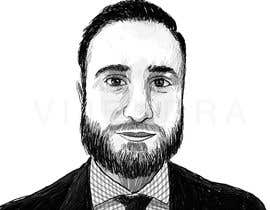 #25 pentru Ink Portrait Sketch (One Billable Hour @ $30/hour) (Ongoing Opportunity) de către Vesle