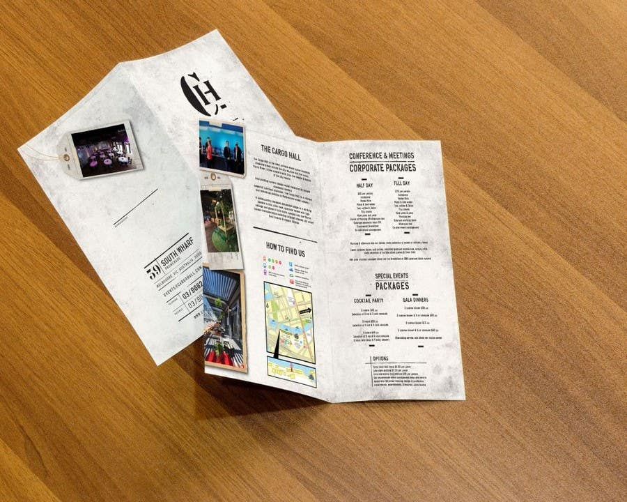 Inscrição nº 11 do Concurso para Photorealistic Brochure Mock up