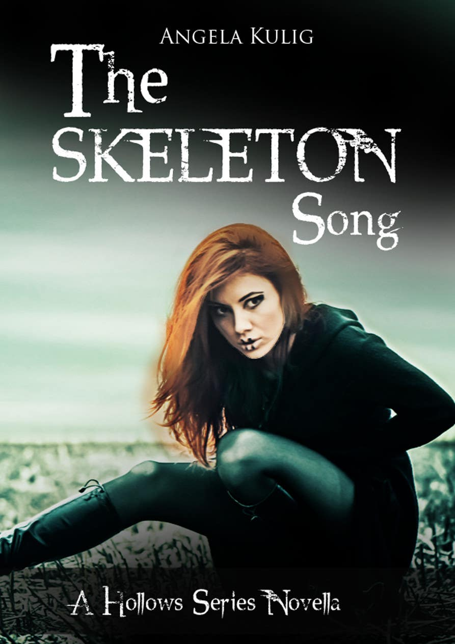 Konkurrenceindlæg #79 for The Skeleton Song New Cover