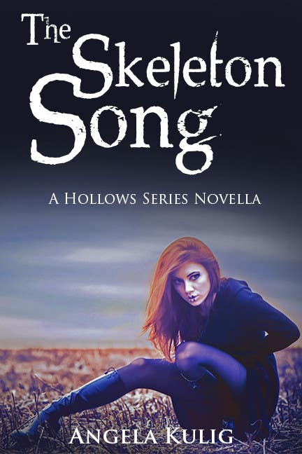 Contest Entry #116 for The Skeleton Song New Cover