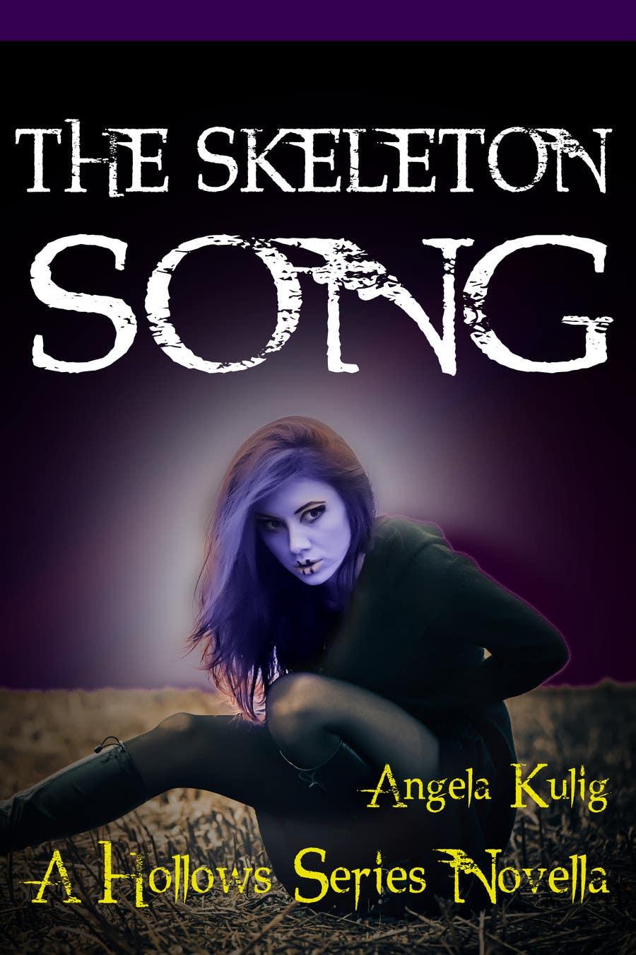 Konkurrenceindlæg #175 for The Skeleton Song New Cover