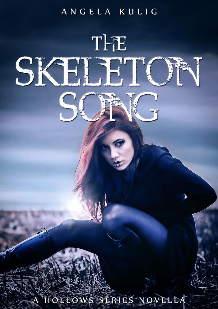 Contest Entry #                                        121                                      for                                         The Skeleton Song New Cover