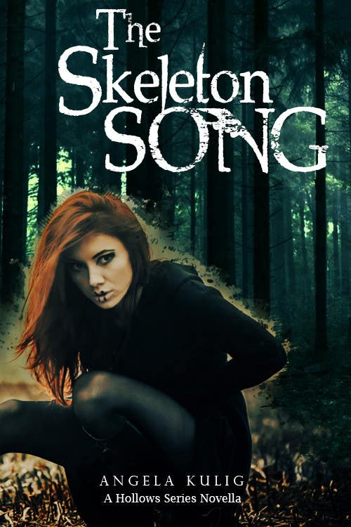 Contest Entry #129 for The Skeleton Song New Cover