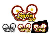 Graphic Design Entri Peraduan #191 for Logo Design for Syria 2.0