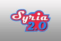 Graphic Design Entri Peraduan #173 for Logo Design for Syria 2.0