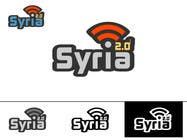 Graphic Design Entri Peraduan #75 for Logo Design for Syria 2.0