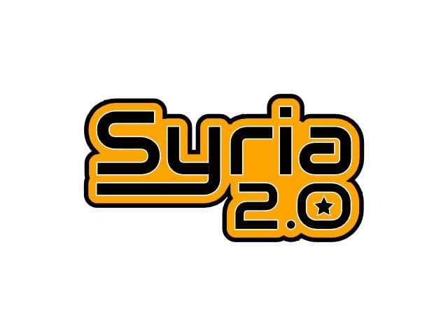 Penyertaan Peraduan #                                        107                                      untuk                                         Logo Design for Syria 2.0