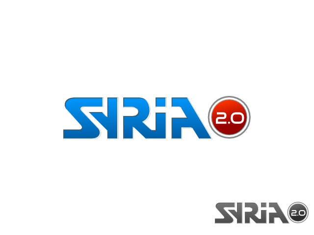 Penyertaan Peraduan #                                        116                                      untuk                                         Logo Design for Syria 2.0