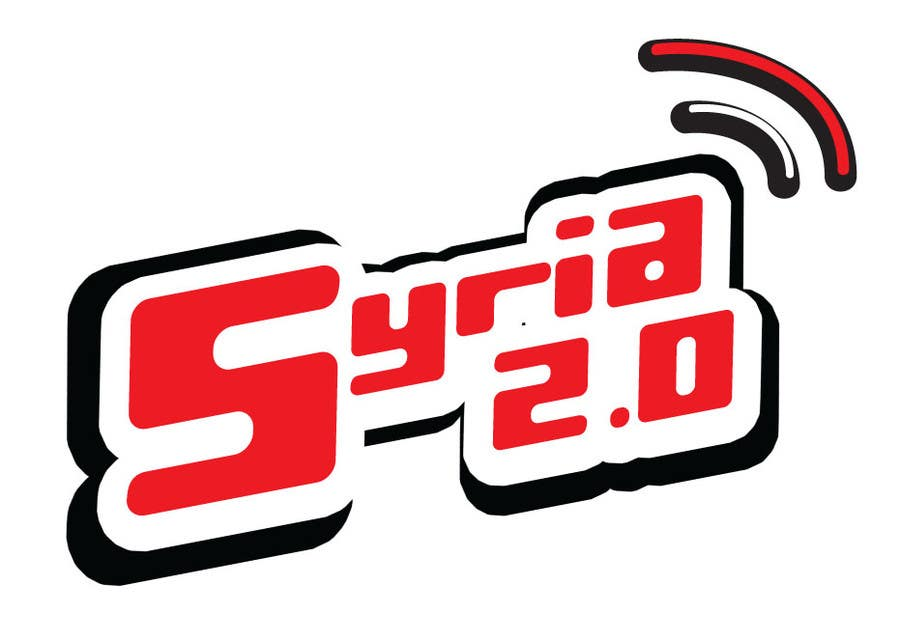 Penyertaan Peraduan #                                        18                                      untuk                                         Logo Design for Syria 2.0